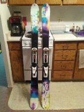 K2 MissBehaved Skis w/Marker Duke BCT  Bindings