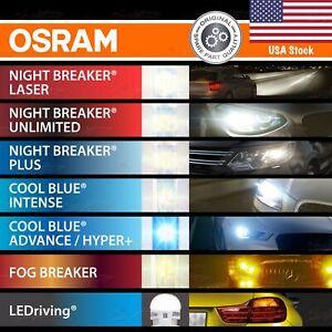 OSRAM Automotive BULBS LAMPS LED H1 H3 H4 H7 H8 H11 HB3 HB4 H6W H21W T10 T20 P21