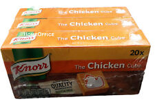 60 Cubes Knorr Chicken Stock Cubes - Gluten Free Nice Gravy