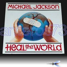 "MICHAEL JACKSON ""HEAL THE WORLD"" RARE 12"" MIX 1992"