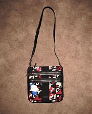 NWT Vera Bradley & Disney Alice in Wonderland Painting the Roses Red Hipster Bag