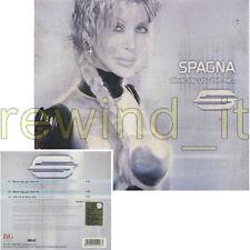 "IVANA SPAGNA ""NEVER SAY YOU LOVE ME"" RARO CDsingolo 2002 - SIGILLATO"