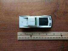DINKY TOYS 221 CORVETTE STINGRAY WHITE 1:43 1968 Diecast Made in England