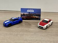 Tomica Tomy GT-R & Z 50th Anniversary Minicar Rare Limited Edition To Nissan