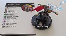 THOR ODINSON #049 The Mighty Thor Marvel Heroclix Super Rare