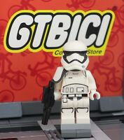 LEGO STAR WARS MINIFIGURA  `` FIRST ORDER STORMTROOPER SQUAD LEADER ´´ Ref 75190