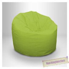 Citron Vert Résistant Aux Éclaboussures Pouf Poire Chaise Intérieur Extérieur