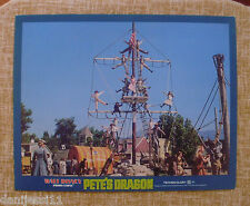 Walt Disney Lobby Card, 1977, Pete´s Dragon, Technicolor, in very good condition