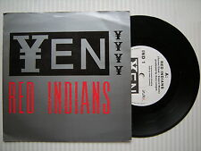 "YEN - Red Indians / Trigger, Index Records ND-1 Ex 7"" Single"