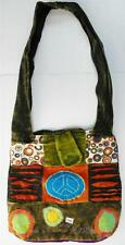 T393 Fashion Trendy Shoulder Strap Cotton Bag Made in Nepal