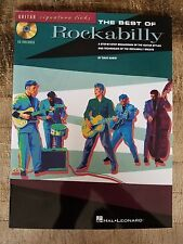 The Best Of Rockabilly A Breakdown Of The Guitar Styles And Technique (NO CD)