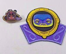 Jafar Pin & Mirror Patch - Disney Treasures: Haunted Forest