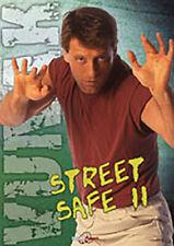 Street Safe II - Paul Vunak DVD. Martial Arts Self Defense Fighting