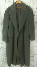 Hugo Boss  mens Long Pure New  wool winter  Coat