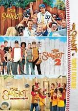 The Sandlot Trilogy 1, 2, 3 Heading Home on DVD Brand New