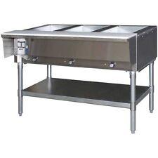 buffet tables salad bars for sale ebay. Black Bedroom Furniture Sets. Home Design Ideas