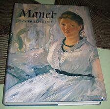 Manet: A Retrospective edited by T.A. Gronberg  1990