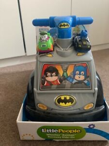 Fisher price Batman Ride On Car