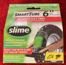 """Slime Smart Tube Self-Sealing Wheelbarrow Inner Tube, 6"""""""