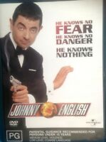 Johnny English (DVD, 2003) PRE-OWNED