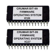 Crumar Bit-99 Firmware Factory OS Eprom Bit99