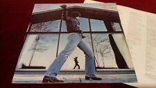 BILLY JOEL - GLASS HOUSES - ORIGINAL UK LP WITH LYRIC INNER