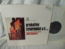 erato NUM-75008 lombard Prokofiev gf digital M- LP