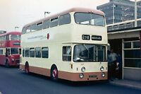 Rotherham Transport 1497 LET 197G SYPTE 6x4 Quality Bus Photo