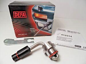 Engine Heater Element DEFA 412514 CITROEN BERLINGO/ C2 / C3 / C4 / XSARA PEUGEOT