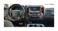 Dash Kit Trim Set for Chevrolet Silverado 1500 / GMC Sierra 1500 2014-2018