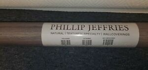 phillip jeffries 5511SOHO HEMP - HUDSON HAZE 8 yards rolls