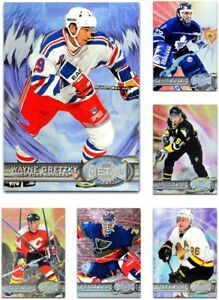 1996-97 Fleer Metal Universe **** PICK YOUR CARD **** From The LIST