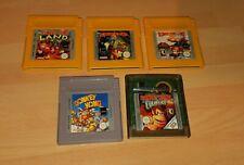 Donkey Kong Land 1, 2 y 3, Donkey Kong, Donkey Kong Country-Paquete de 5 Juegos