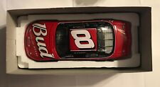 2002  ACTION  #8 DALE EARNHARDT,JR  .- BUDWEISER - 1:24TH SCALE  #3076