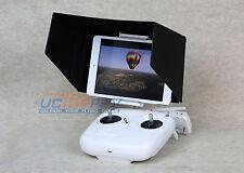 10 Inch iPad Sun Hood Shade Black w/ Mount for DJI Phantom All Version Inspire 1