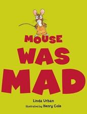 Mouse Was MAD (Brand New Paperback) Linda Urban