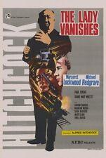 THE LADY VANISHES Movie POSTER 27x40 Margaret Lockwood Paul Lukas Michael