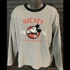 Mickey Mouse Disney Store Exclusive All Around Nice Guy Sweater Men's Xl