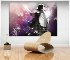 Michael Jackson King of Pop Dance Bild Leinwand Bilder Wandbild Kunstdruck D0066