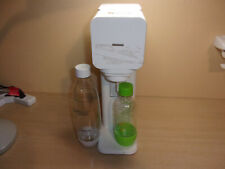 SODA STREAM UNIT WITH 2 BOTTLES ONLY