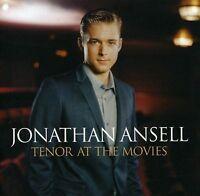 Jonathan Ansell-Tenor At The Movies CD