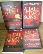 A TALE OF TWO SONS:DVD-BASED STUDY,SMALL GROUPS OR INDIVIDUAL USE.JOHN MACARTHUR