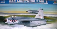A tromba BAC Fulmine F.MK3 Inglese Electric 2 Versione 1:72 Modello kit kit
