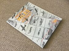 The Book of Miles Aircraft A.H. Lukins History Planes Illus HB DJ Circa 1944