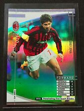 2007-08 Panini WCCF YGS Pato Young Star refractor rookie card Milan Chelsea