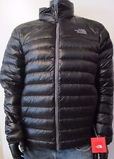 NWT Mens TNF The North Face Flare 550-Down Insulated FZ Puffer Jacket -  Black 496a4e446384