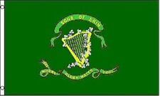 Sons of Erin Flag Irish Banner Ireland Pennant 10th Tennessee Civil War 3x5