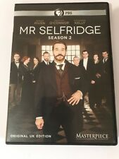 Masterpiece: Mr. Selfridge - Season 2 (DVD, 2014, 3-Disc Set)