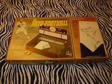 Pro Foto-Football 1977 Vintage Game - Very Good Condition!!!