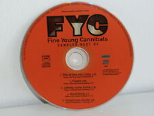 CD 5 Titres PROMO FINE YOUNG CANNIBALS Sampler best of She drives me crazy ...